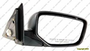 Door Mirror Power Passenger Side Sedan Honda Accord 2008-2012