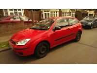 For focus 2004 with 1 year service and mot