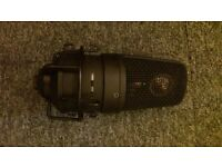 CAD guitar and vocal condenser microphone E300 v2 w/ box and mount- £200
