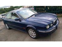 jaguar X-type, 2.5 LPG Gas converted with certificate, 2003, Auto, MOT, Service History, Good Runner