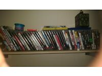 playstation 3 slim line with 40 games