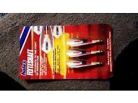 HALEX Flyteshaft & Masters Titanium Darts Shafts - £60 -Job Lot Less than Wholesale Price, MUST GO