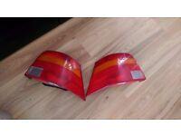 VW Golf mk 4 rear lights