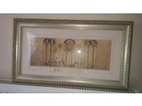 Charles Rennie Mackintosh Margaret Macdonald Mackintosh two prints in lovely frames