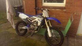 Yzf 450 May swap or part ex