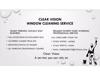 Window cleaner covering medway towns