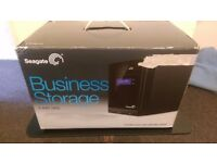 Seagate 4 Bay NAS Business Storage Model STBP200 (Sale or Swap)