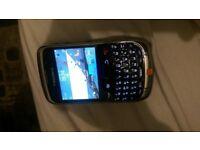blackberry curve 9300 unlocked works fine
