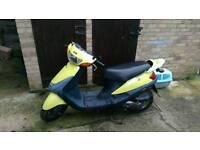 Sym city hopper 50cc