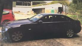 BREAKING BMW E90 3 SERIES 318i SALOON BLACK SAPPHIRE