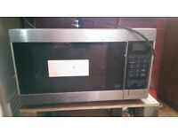 Cookworks microwave convection and grill