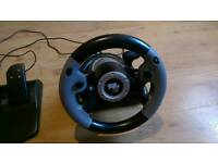 Pc-xbox stering wheel
