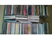 100 CD Albums - Mixed genres - pop, chart, r&b, jazz, etc