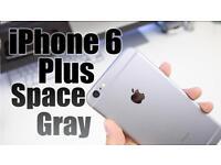 iPhone 6 Plus 64 G. Space grey