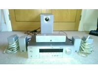 YAMAHA Surround Sound Home Cinema System NS-P110