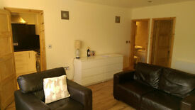 1 Bedroom Furnished Apartment located in Tower Mews LS 12 With Parking Space.