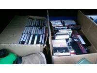 FREE- Collection of cassettes
