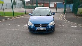 VW POLO 1.4, BLUE, 5 DOOR, 53K GENUINE MILES VOSA VERIFIED, NO COST SPARED RECIEPTS TO PROVE, £1550