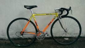 "Gios evolution road bike 49cm 19"" vintage 80s 90s"