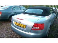 Audi A4, 1.8 turbo sport, light blue, good condition