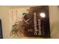 Organizational Behaviour Eighth edition by Huczynski and Buchanan // published 2013