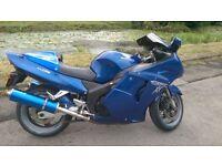 Honda CBR 1100 Super Blackbird XX
