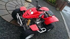 For sale a 250cc quad bike barossa cheetah not quads quad rm yz uzf kx kxf 4x4 bike car cars swap