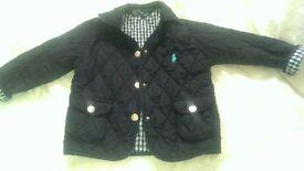 Boys Ralph Lauren Coat age 2.
