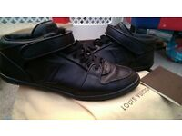 Genuine Louis Vuitton Mid Trainers Fit 6 uk