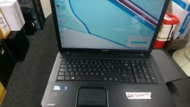 TOSHIBA L870 LAPTOP 17ich intel core i3 for sale