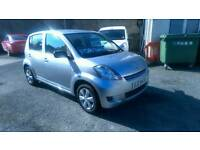 Diahatsu sirion not a polo clio fiesta yaris mini