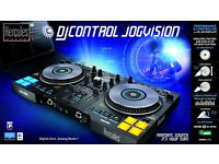 HERCULES JOGVISION DJ CONTROLLER ((BOXED 100% WORKING))