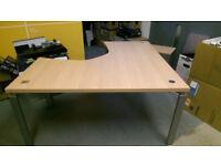 Large office conference desk German design LGA Nurnberg good quality nearly new