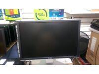 """DELL 2208WFPT 22"""" WIDESCREEN MONITOR DVI/VGA/USB"""