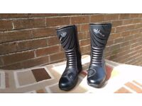 Merlin motorcycle boots