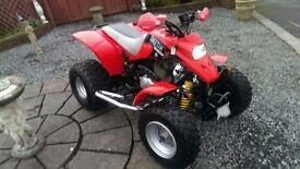 For sale a road legal off road full size quad bike not 4x4 quads car cars no swaps crf yz yzf ltz yz