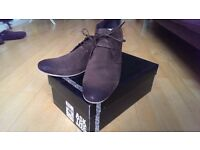 ASK THE MISSUS - the desert boot - dist brown