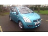 2009/59 Suzuki Splash 1.3 DDiS, 79k, diesel, 1 owner, £30 tax, 60+mpg, FSH, Long Mot, lovely car