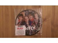 "McFly ""5 Colours In Her Hair"" Picture Disc 7"" Vinyl Single (Debut Single with B Side feat. Busted)"