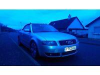 Audi A4 SE Cabriolet