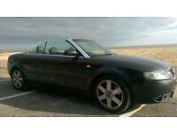 Audi a4 cabriolet v6 diesel manual