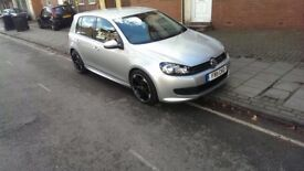 VW golf 1.6 TDI blue motion 5dr