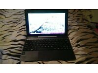 Asus laptop- Transformer Book T100TA 32Gb with keyboard dock and charger