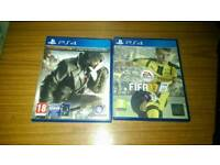 Assassins creed syndicate and fifa 17