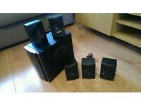 Computer speaker system 75 w