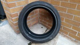 225 45 R18 Firemax FM601 Tyre with 7mm tread left. (BMW e46 Front)