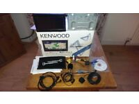 Kenwood Car Stereo DNX7280BT Navigation GPS, Bluetooth A2DP streaming hands free DVD