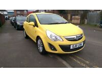 2011 Vauxhall Corsa 1.2 Petrol Excite AC Vauxhall Service History