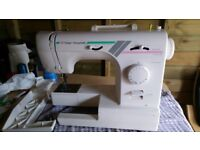 Sewing machines service and repair,industrial and domestic,all makes,plus sales all makes