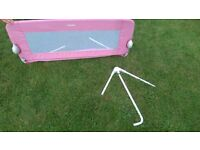 Bedguard - Pink tomy